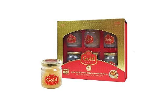 NutriNest - Gold Bird hộp quà 6 lọ 190gram