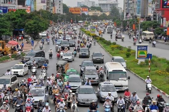 Cửa hàng Yến Sào Hà Nội trên đường Hồ Tùng Mậu