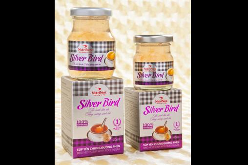 NutriNest - Silver Bird lọ đơn 75gr