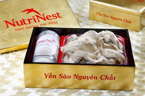 NutriNest – Yến sào nguyên tai 100g