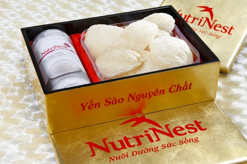 NutriNest – Yến sào nguyên tổ 100g