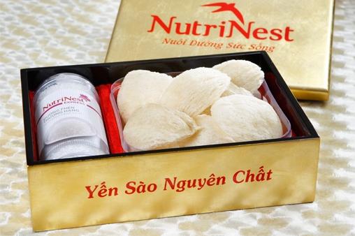 NutriNest – Yến sào nguyên tổ đặc biệt 100g