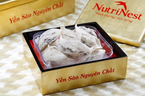 NutriNest – Yến sào nguyên tổ góc 50g