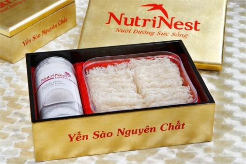 Nutrinest – Yến sào tinh chế sợi 100g
