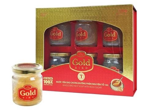 NutriNest - Gold Bird Hộp Quà 6 Lọ 185gr